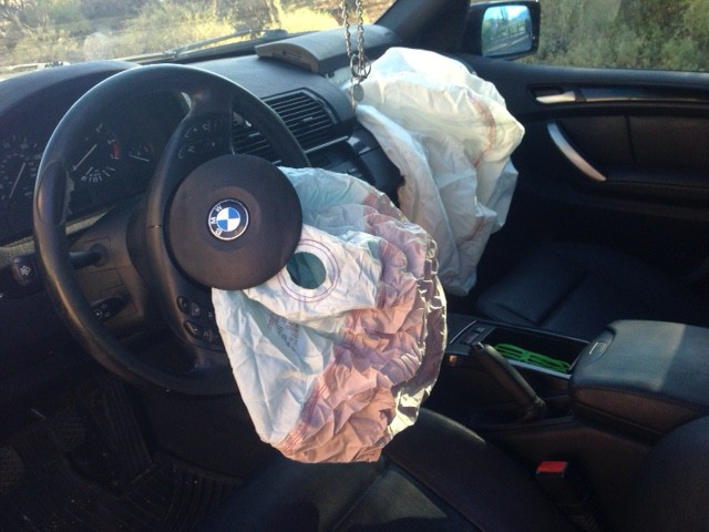 Buying A Car After Airbag Deployment