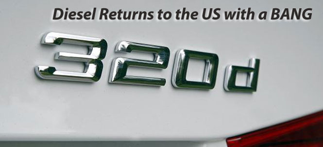 BMW bringing diesel back to the US with 2.0l and 3.0l engines