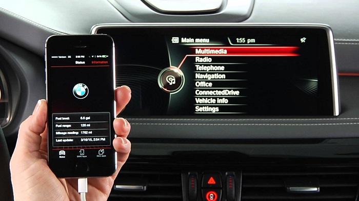 BMW connected drive combox retrofit