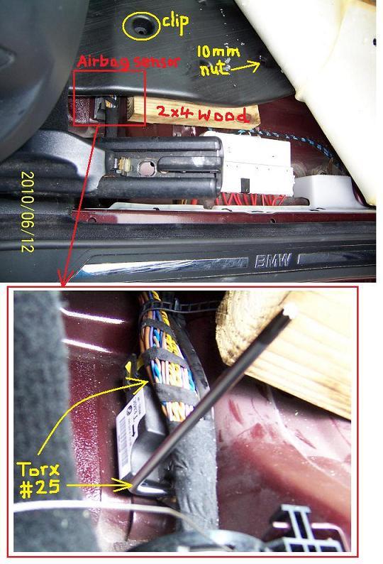 2002 E39 Side Airbag Sensors Bimmerfest Bmw Forums