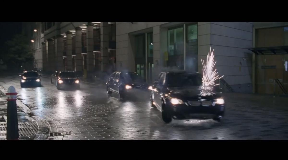 BMW E60 M5 in Fast & Furious 6