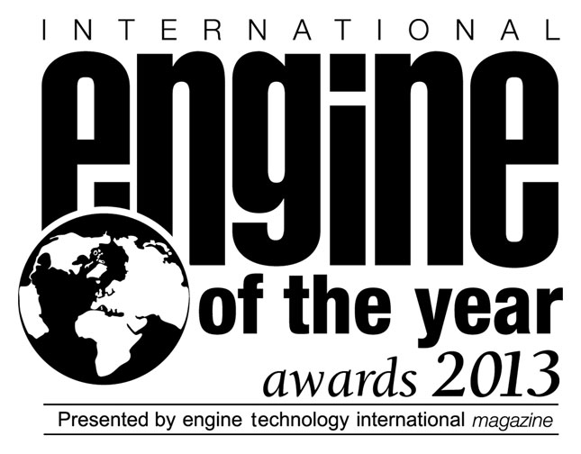 BMW engine of the year