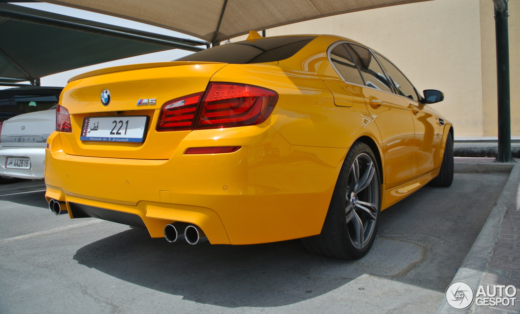 Atacama Yellow M5