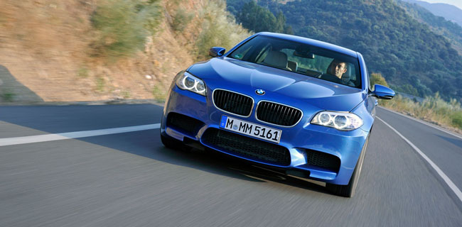 BMW Officially Releases the BMW F10 M5!