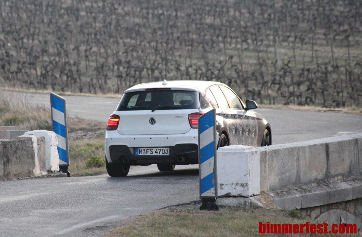 BMW M Performance Auto M135i