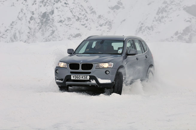 BMW X3 is What Car? 'Best SUV' 2013