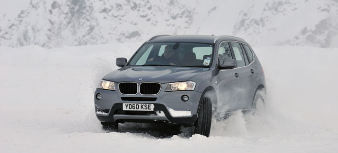 BMW X3 is What Car? �Best SUV� 2013 - Two years running
