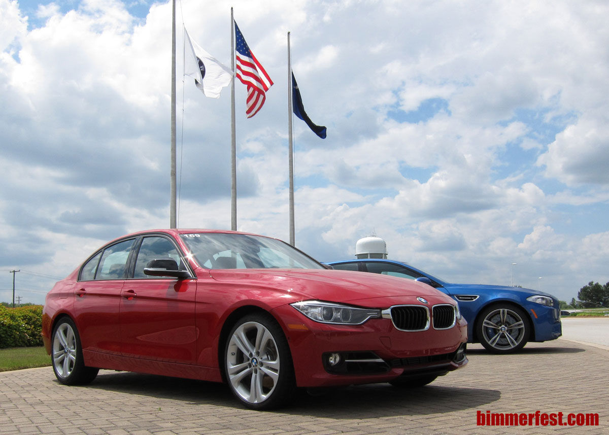 BMW Performance Delivery Center F30 BMW 3 series