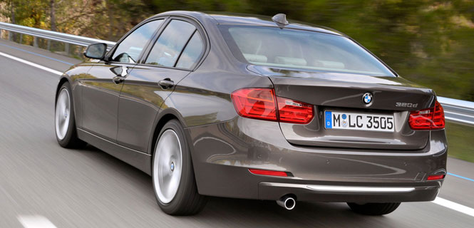 F30 3 Series Lives up to Legacy - Crowned What Car? 'Best Compact Executive Car' 2012
