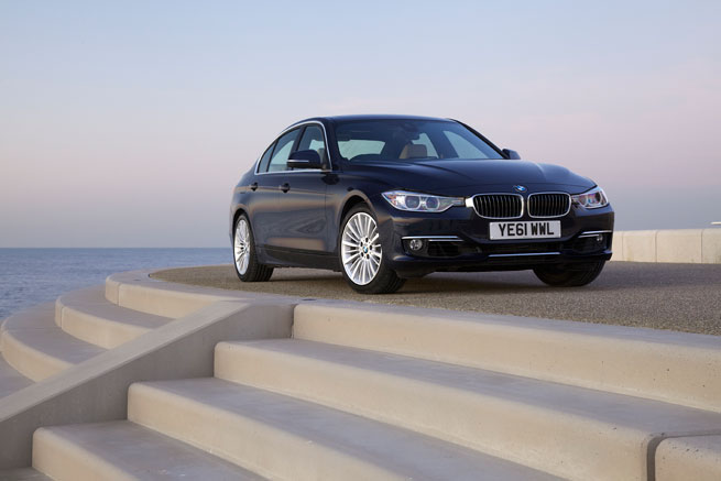 F30 3 series What Car? 'Best Executive Car' 2013