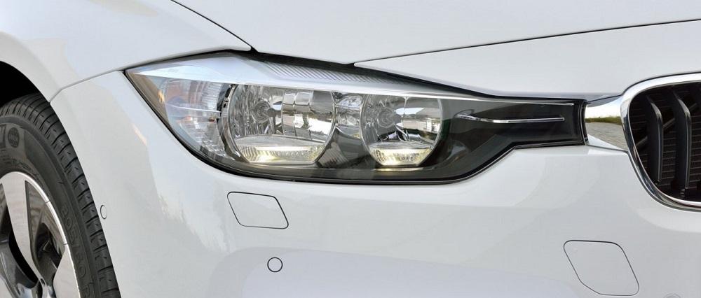 BMW F30 headlights are the worst