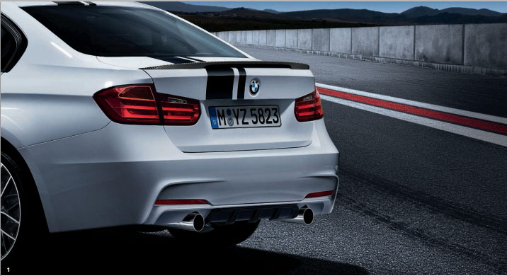 BMW M Performance Parts Catalog Reveals Power, Aerodynamics, Brakes and More