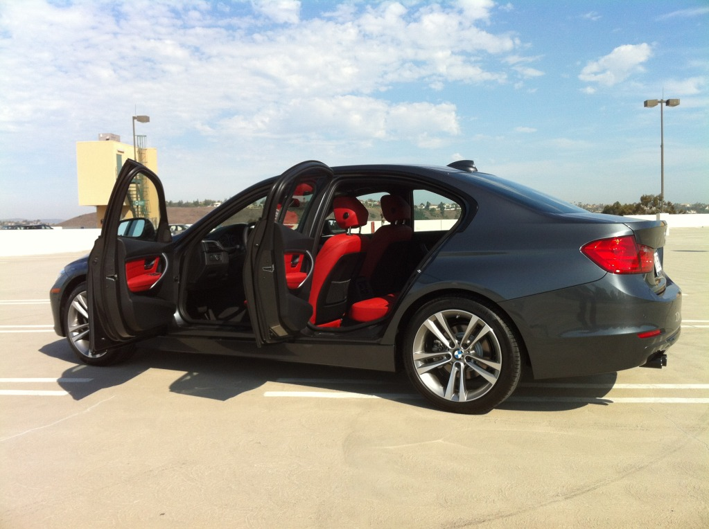 Click Image For Larger Version Name BMW F30 Mineral Grey 3
