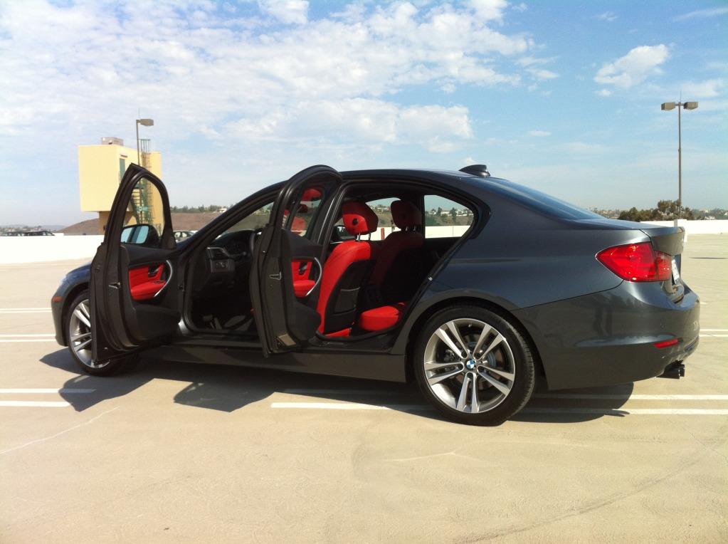 Mineral Grey BMW