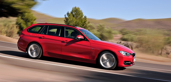 All-New 2013 BMW F31 3 Series Sports Wagon Arrives at US Dealers Spring 2013