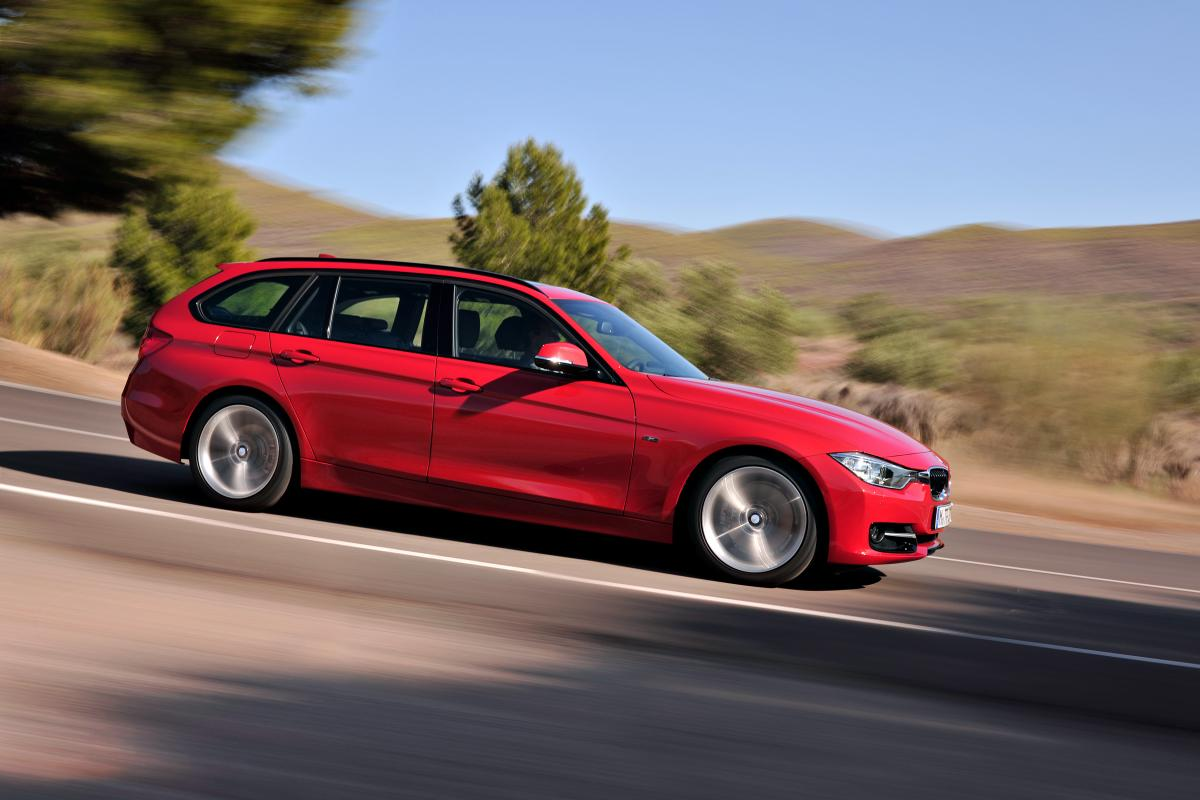 BMW F31 3 series touring hits US showrooms spring 2013