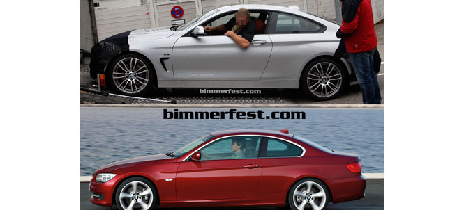 F32 4 Series Coupe VS E92 3 Series Coupe - Which do you prefer?
