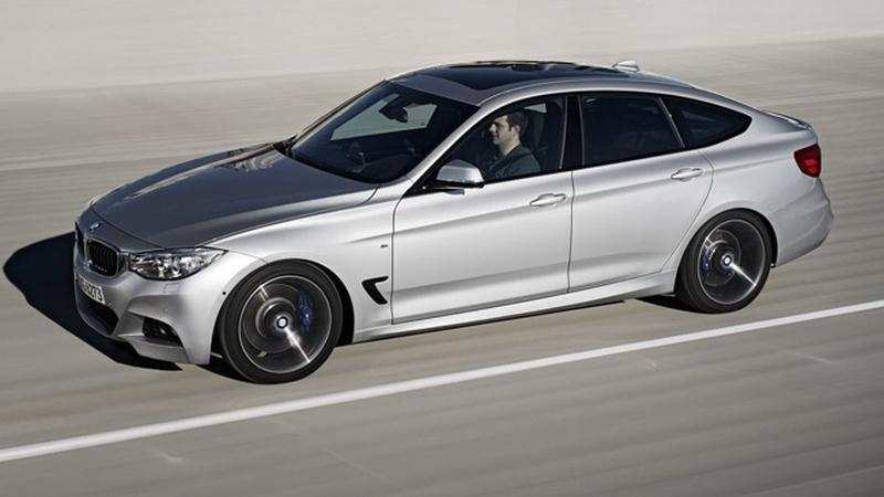 BMW 3 Series F34 Gran Turismo