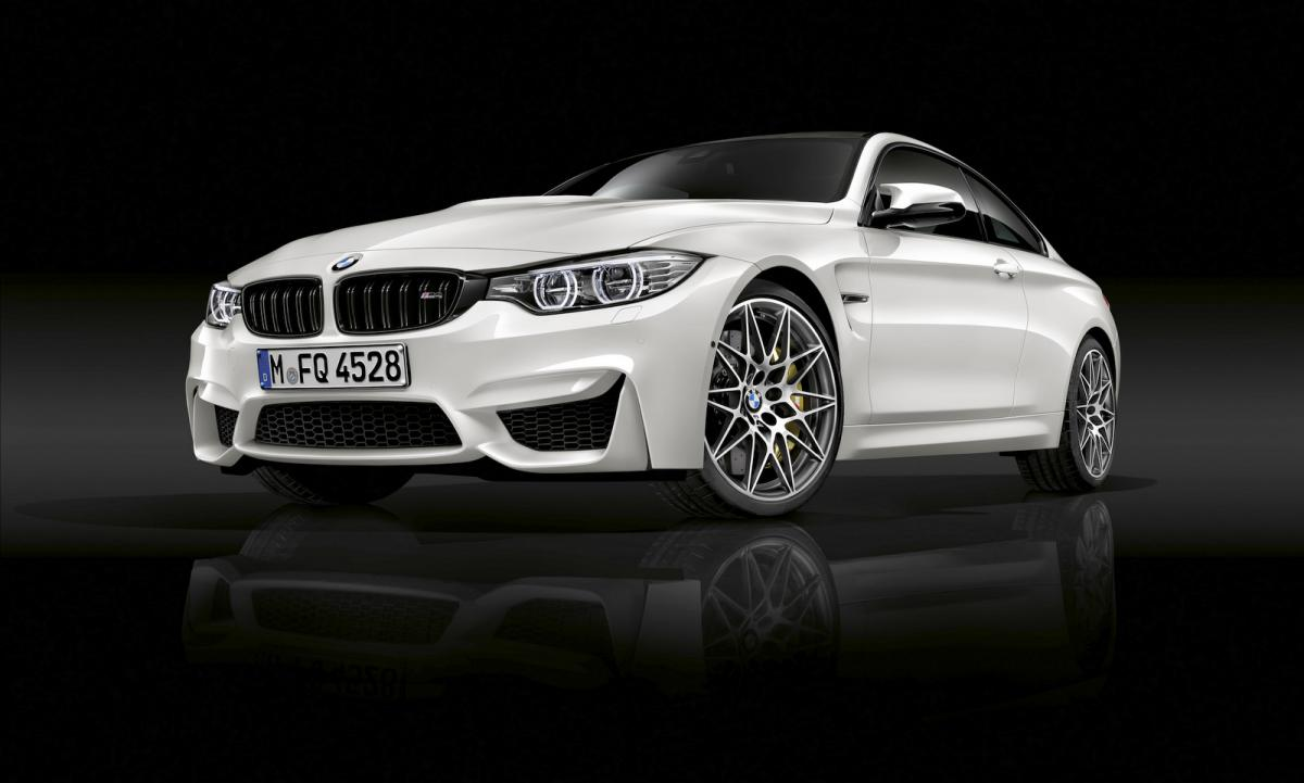 F80 M3 F82 M4 Competition Package
