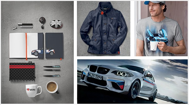 Friends and Family 25% off sale on BMW Lifestyle and Accessories