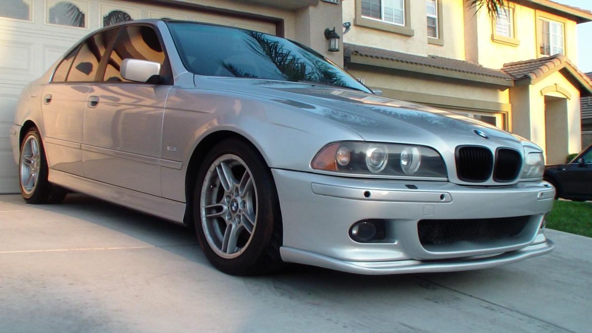 2001 BMW 530i M Sport Pkg clean title - Bimmerfest - BMW Forums