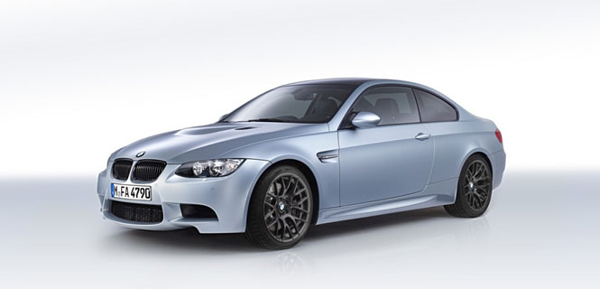 Limited Edition Frozen Silver 2012 M3 Competition Edition