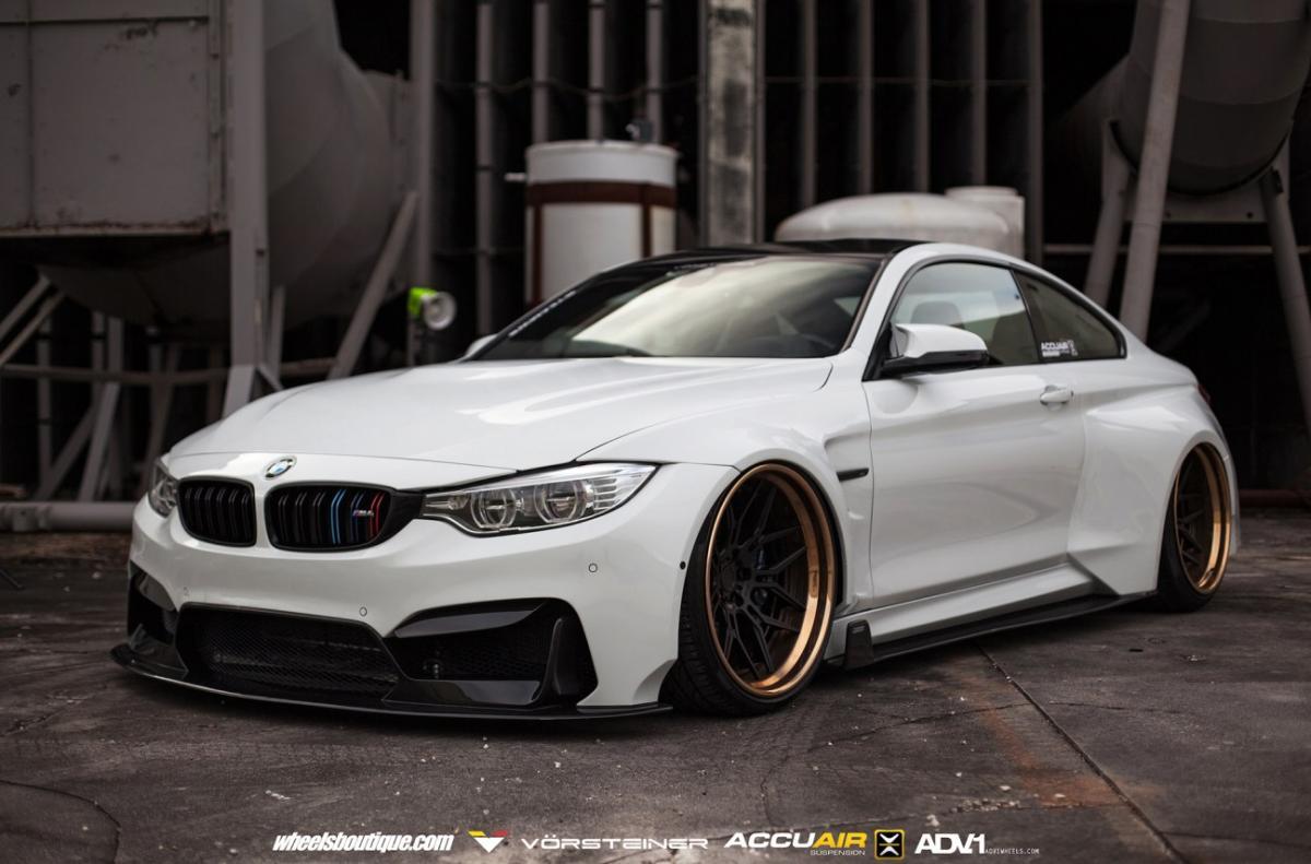 Another insane wide body M4 BMW News at Bimmerfest.com