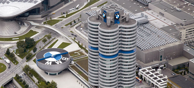 BMW World's Most Attractive Employer