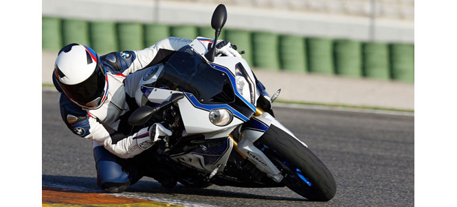 The new BMW HP4 - High Performance Supersport based on the S 1000 RR
