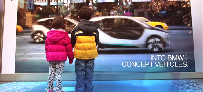 New Yorkers Experience the Future of Mobility