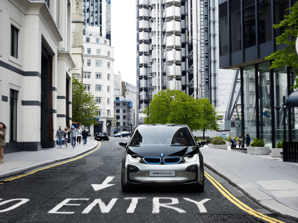 BMW i3 to go on sale in 2013