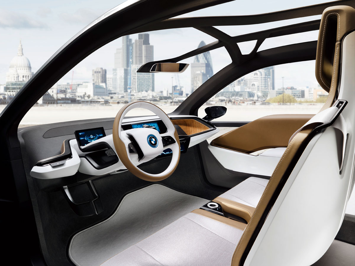BMW i3 new Premium Inteior