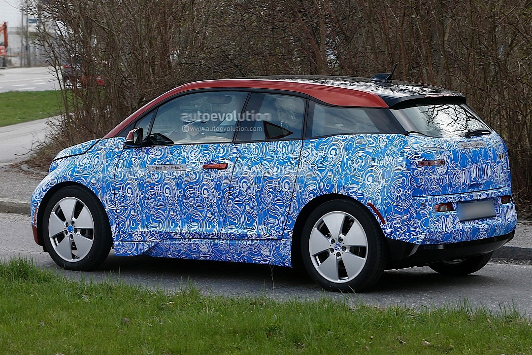 BMW i3 nears production