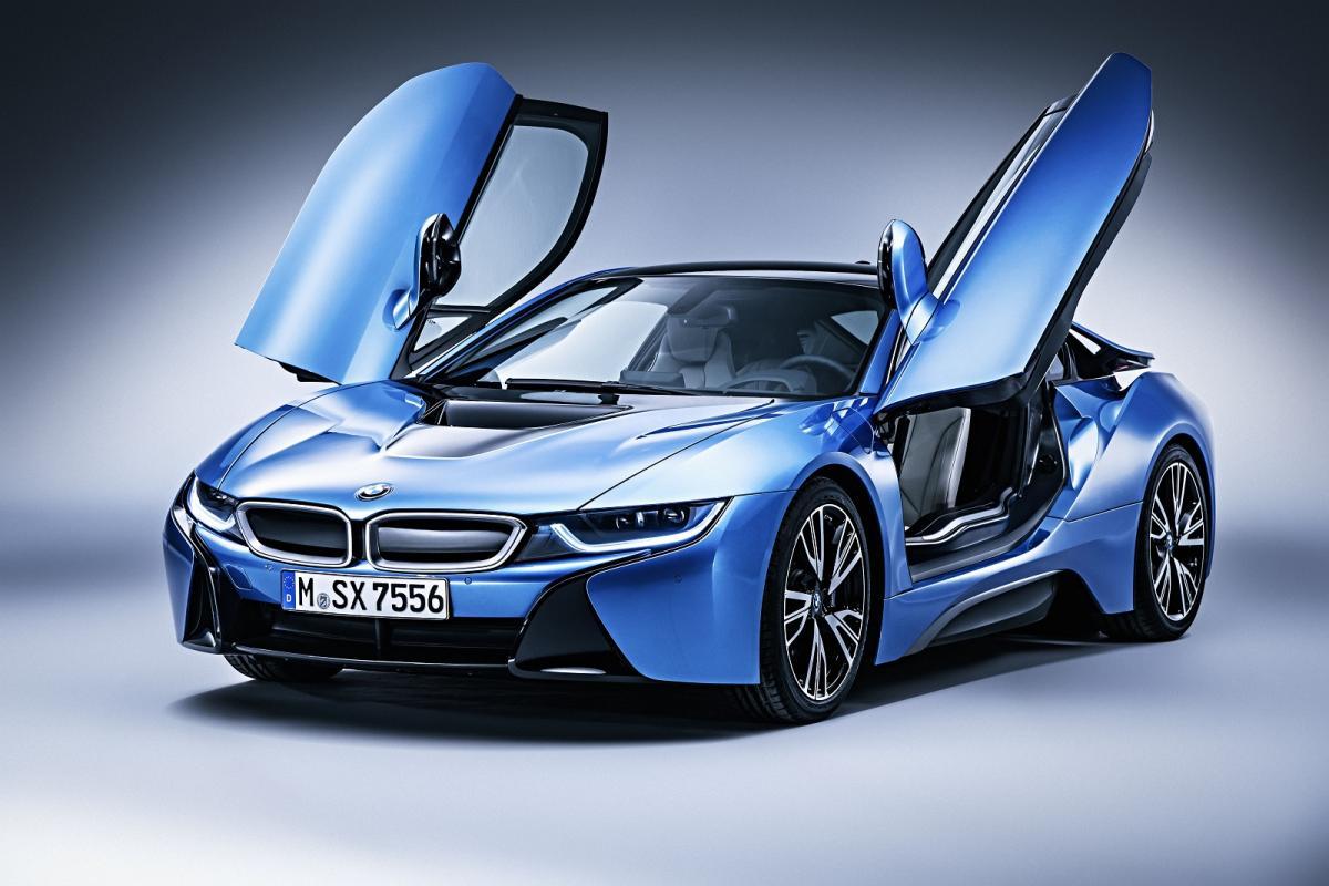 BMW  i8 forum