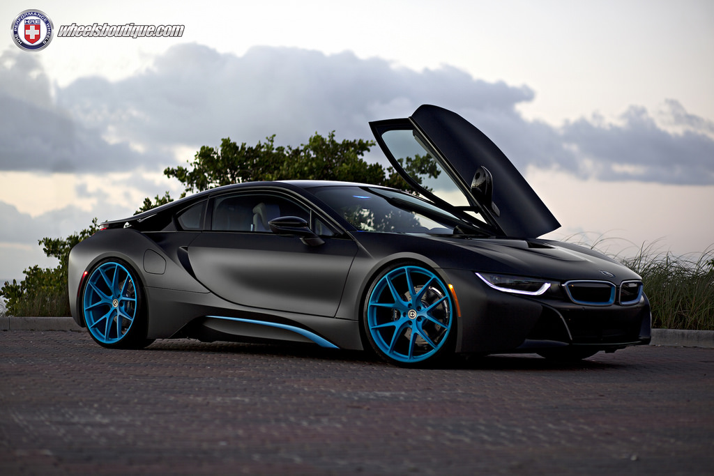 Could This Be The Hottest I8 Yet