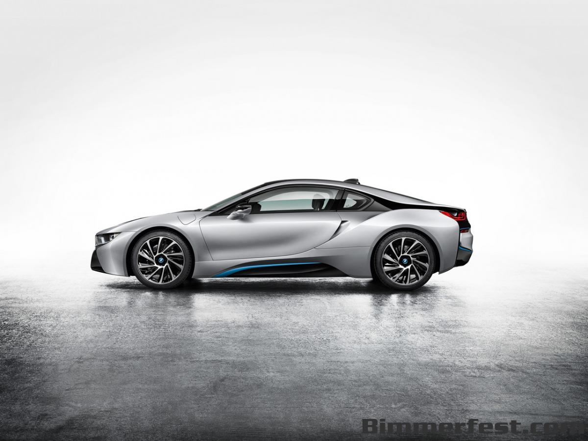 BMW i8 world premier