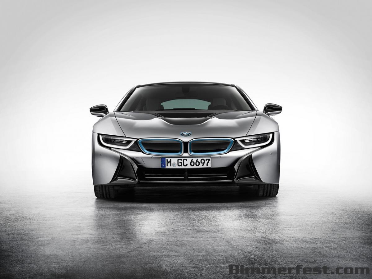BMW i8 world premier
