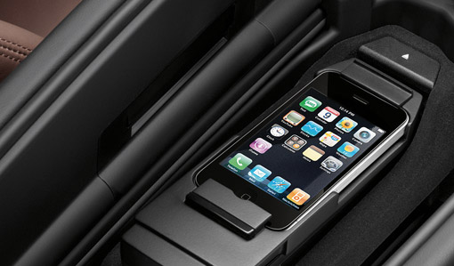 BMW iPhone 5 Snap-In Adapter
