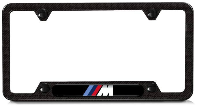 bmw m carbon fiber license plate frame. Cars Review. Best American Auto & Cars Review