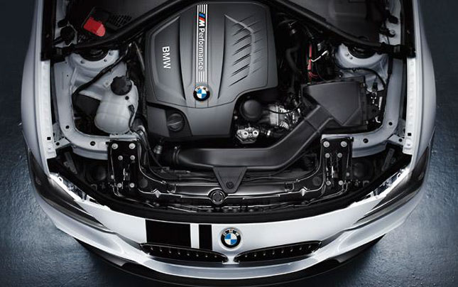 BMW M Performance Power Kit for the F30 335i