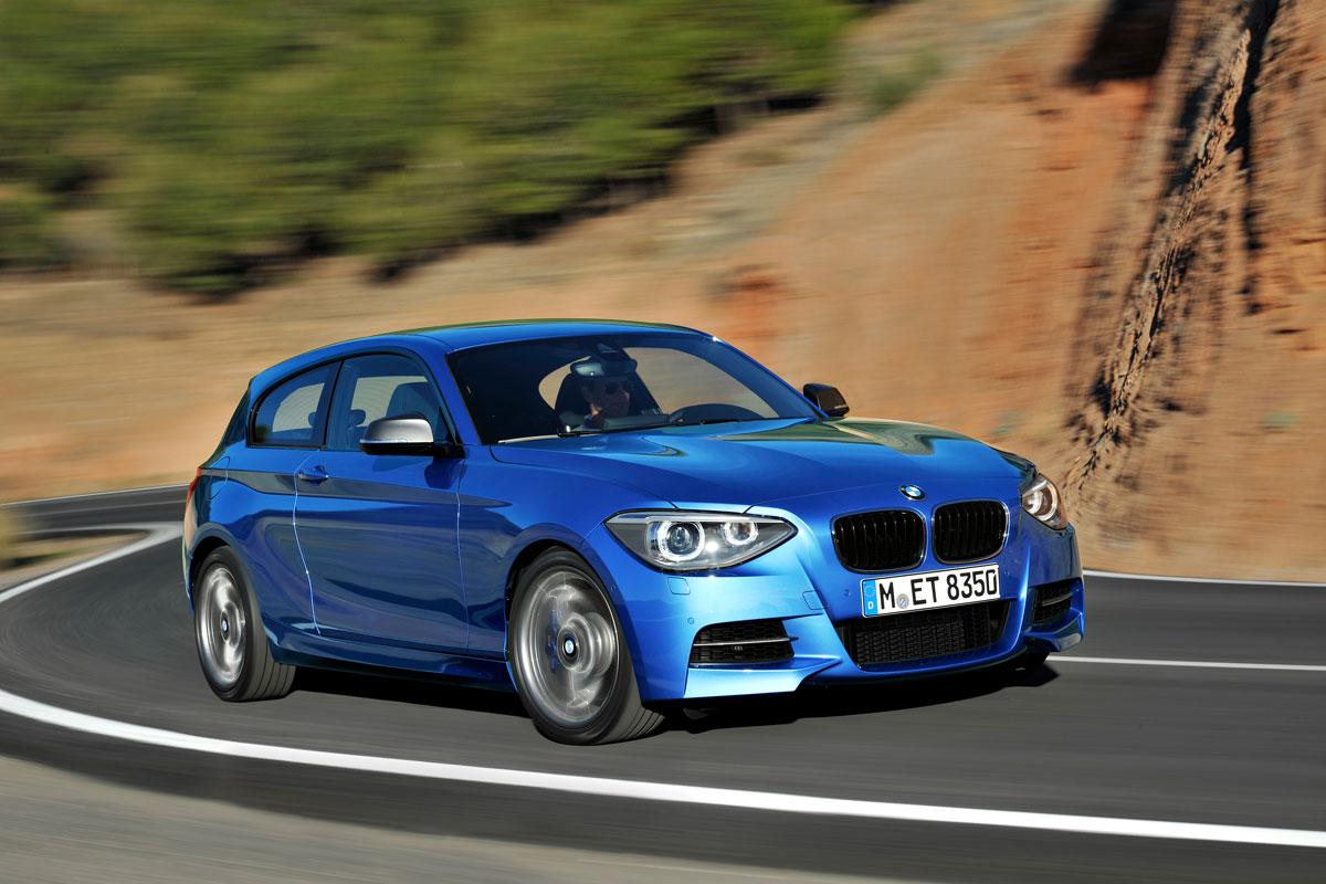 BMW M135i xDrive specs