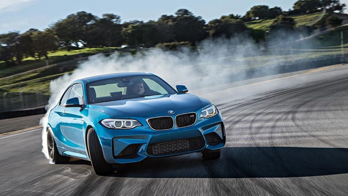 Delivery Stop For Bmw M2s Rear Differential Replacement Bmw News