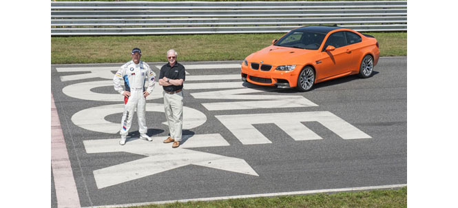 M Driver Training Experience at Lime Rock Park