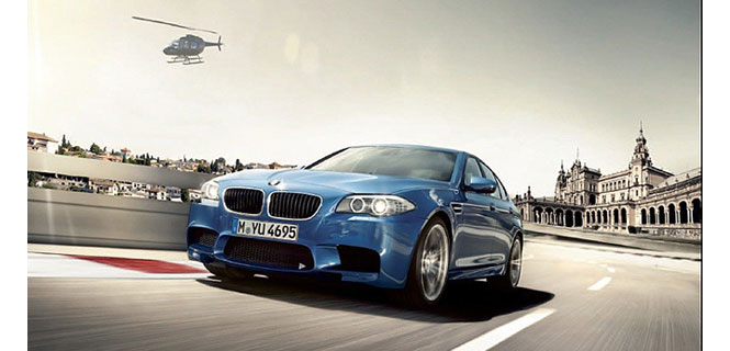 BMW M5 Power Experience 2011 Spain - Drive the new M5 on Ascari track - Who's going?