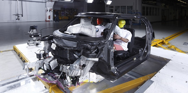 Welcome to the age of Carbon Fiber - BMW Carbon fiber plant comes online with BMW i3