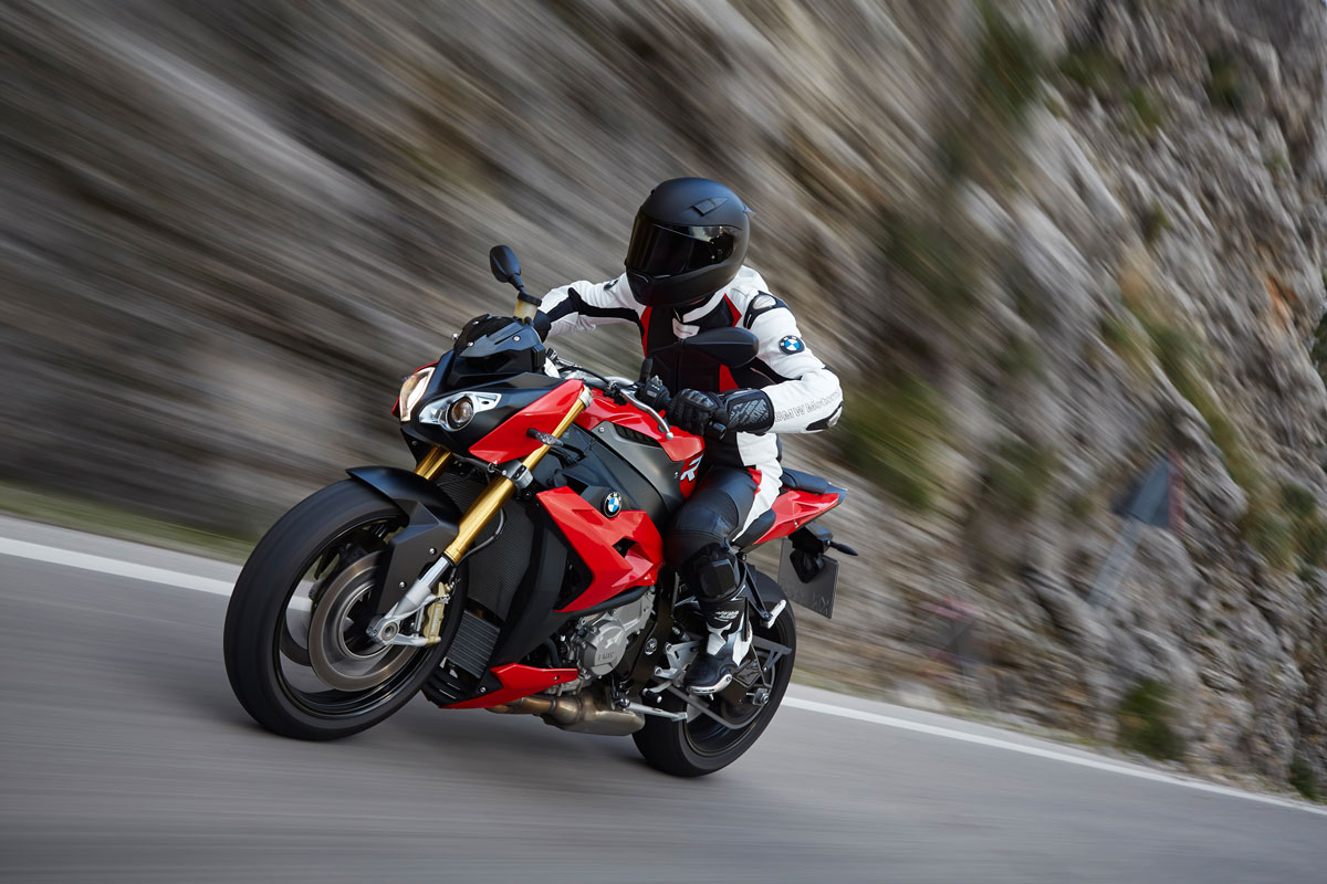 BMW motorrad strong start for 2014