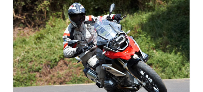 BMW Motorrad sets new sales record in 2012