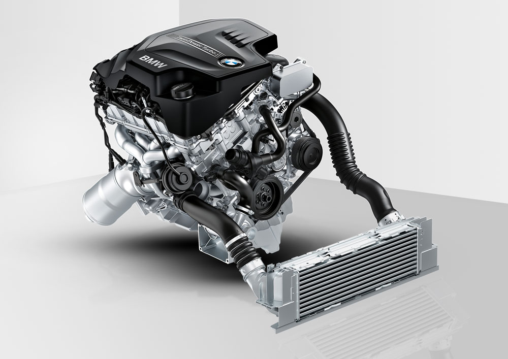 BMW N20 twinpower engine of the year
