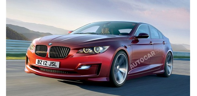 AutoCar takes us Inside BMW's future 3-series