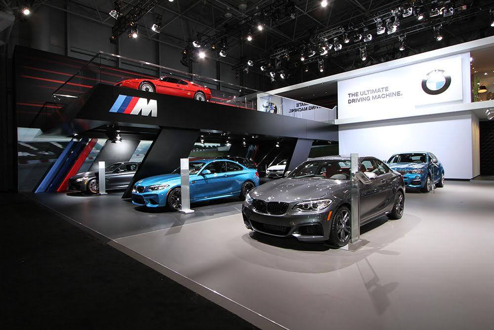 Bmw New York >> Bmw At The New York International Auto Show Bmw News At